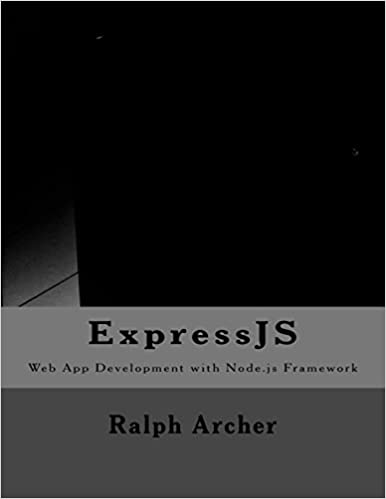 ExpressJS: Web App Development with Node.js Framework