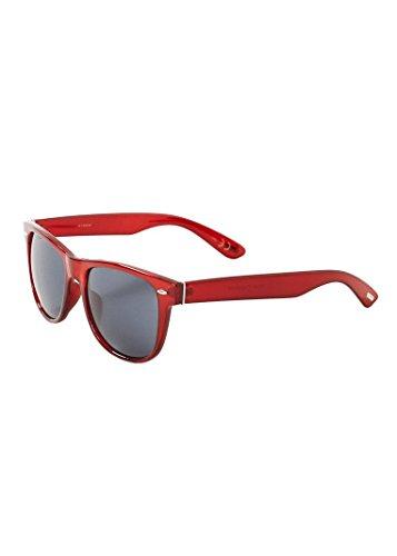 Mango Men's Acetate Frame Sunglasses, Burgundy, One - Sunglasses Mango