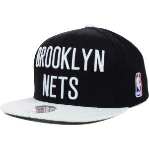 Mitchell And Ness Brooklyn Nets Nba Snapback ()