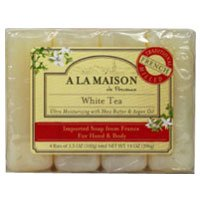 A la maison bar soap value pack a la maison beautil for A la maison soap review