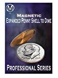 M Is Magic: Expanded Magnetic Penny Shell for Dime by M Is Magic