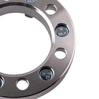 maXpeedingrods 4 Wheel Spacers Adapter 6x139.7mm 30mm 6x5.5
