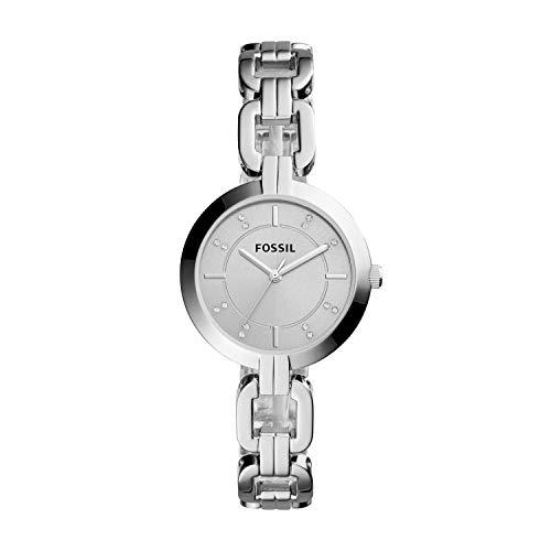 Fossil Women's Kerrigan Quartz Stainless Steel Dress Quartz Watch