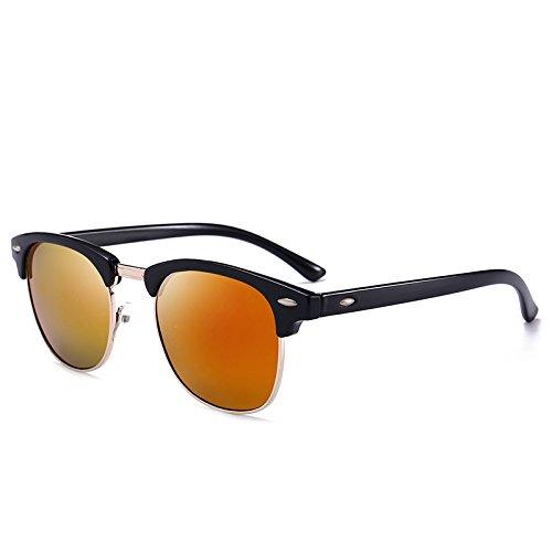 dd23dcbfd91 Jsooyan 2018 Polarized Sunglasses Men Fashion Night Vision Driving Sunglass  Classic Retro Round Shades Sun Glasses Male Eyewear  Amazon.co.uk  Clothing