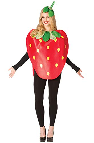 Strawberry Costume Women (Rasta Imposta Strawberry)