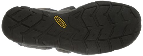 Keen Clearwater CNX Leather - Sandalias para hombre - marrón/negro 2015 Dark Earth/Black