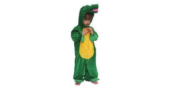 Disfraz de cocodrilo pequeño 116 Gr.: Amazon.es: Juguetes y juegos