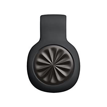 Jawbone JL06-03B03-US Up Move Activity Sleep Tracker, Onyx Burst with Black Clip