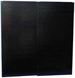 product image for Wall Control 30-P-3232B Black Metal Pegboard Pack