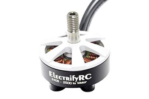 2406 2500KV ElectrifyRC Proシリーズ レーシングモーター (CWまたはCCW)   B07MFMWRKN