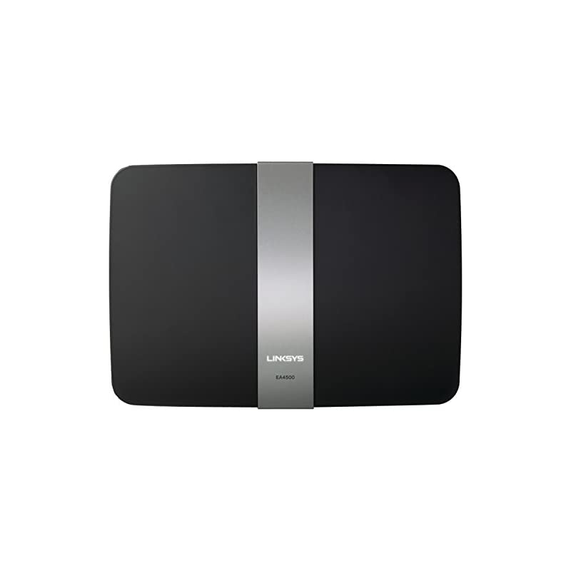 Linksys N900 Wi-Fi Wireless Dual-Band+ R