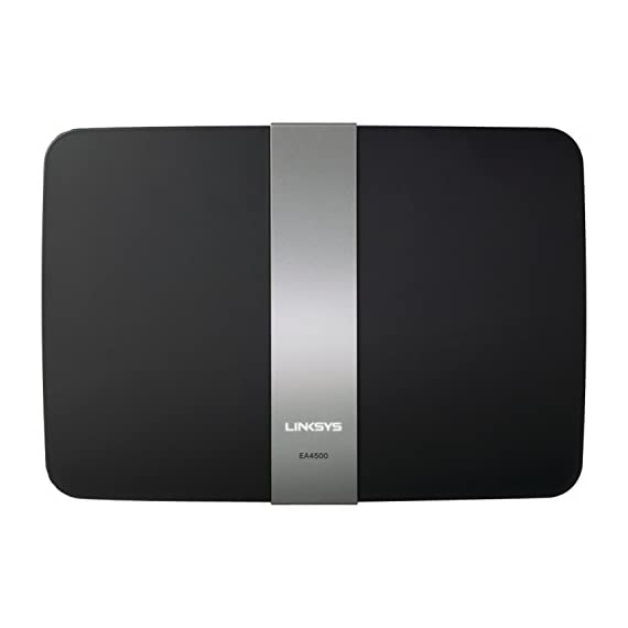 Linksys N900 Wi-Fi Wireless Dual-Band+ Router with Gigabit & USB Ports, Smart Wi-Fi App Enabled to Control Your Network from Anywhere (EA4500) 1 Smart Wi-Fi Apps, Tools & Mobility Home Cloud For Media Management Parental Controls & Separate Guest Network