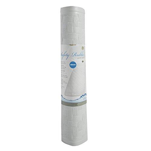 AquaTouch Rubber Safety Bath Mat, Medium 14' x 24'