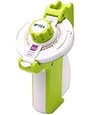 MoTEX Embossing Label Maker, Label Writer on Adhesive Color Tape -E-202