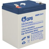 (Gruber Power 12 Volt - 6 AH Battery - AGM)