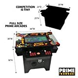 Cocktail Arcade Machine 1162 Games in 1 with 80's