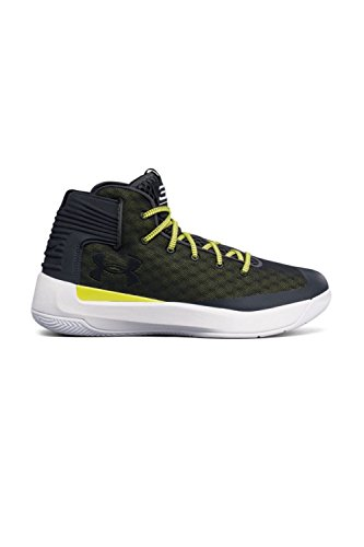 Under Armour Curry 3 Basketballschuh Herren Stealth Gray/White/Stealth Gray