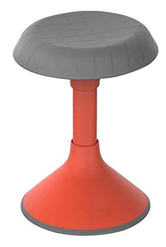 Classroom Select NeoRok Adjustable Height Motion Stool, Soft Seat Plus, 15-1/2 - 21-1/2 in, Pistachio (Chair Pistachio)