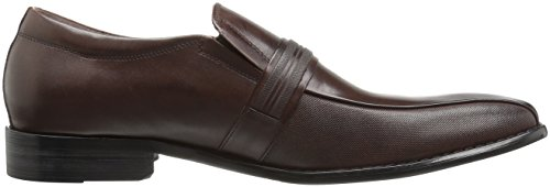 York Slipper New Kenneth Charm Cole Loafer Ing Brown Herren TExUFq