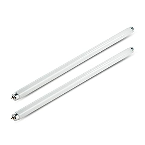 2-Pack 10W T8 UV Lamp Tubes Replacement For YONGTONG 20W Bug Zapper Mosquito insect killer Light - Long Wave Uv Lamp
