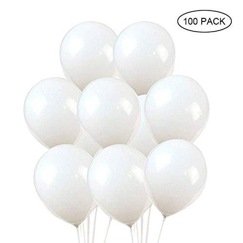 20/50/100Pcs Led Balloon Light Ball Luminous Latex Nitrogen