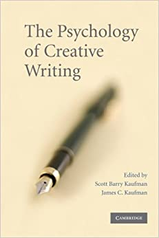 Book The Psychology of Creative Writing
