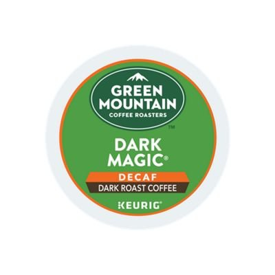 Green Mountain Coffee Decaf Dark Magic, 24ct K-Cup for Keurig Brewers(packaging may ()