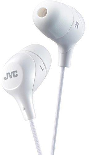 JVC Marshmallow Memory Foam Earbud White (HAFX38W)