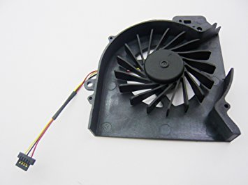 Generic CPU Fan For HP Pavilion dv6-6c35dx dv6-6c29wm dv6-6c40ca Entertainment Notebook PC (Hp Pavilion Dv6 6c35dx Entertainment Notebook Pc)