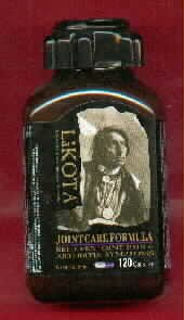 Lakota Joint Care (120Capsules) Brand: Lakota (HPI)