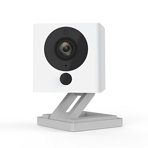 Wyze Cam 1080p HD Indoor Wireless Smart Home Camera with Night...