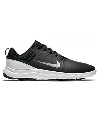 Nike Fi Impact 2 - Zapatillas deportivas de golf para mujer, color negro, talla 43.5