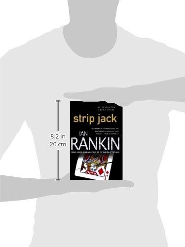 Strip jack ian rankin characters