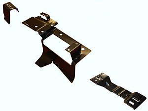 Console Bracket Set - Automatic Trans - 71-74 B-Body; 70-74 E-Body