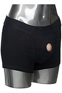 Amazon.com: CalExotics Packer Gear Black Boxer Brief Harness – Adult