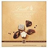 Lindt Swiss Luxury Selection 145g - Pack of 6