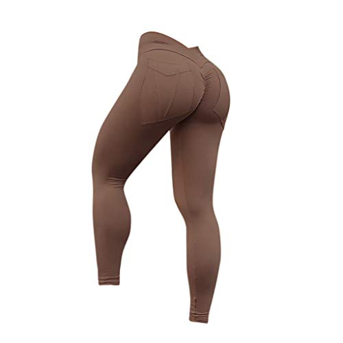 (DICPOLIA  Women's-Athletic-Compression-Leggings-Tummy-Control-Workout-Running-High-Waisted-Yoga-Pants)