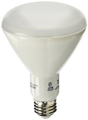 EcoSmart 65W Equivalent Soft White (2700K) BR30 Dimmable LED Light Bulb (3-Pack)