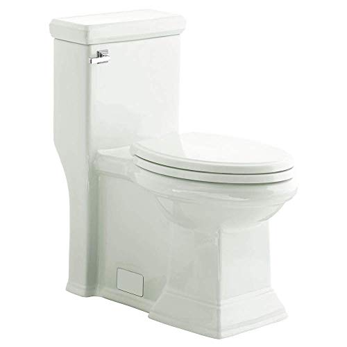 - American Standard 2847.128.020 Town Square FloWise  RH Elongated One Piece Toilet, White
