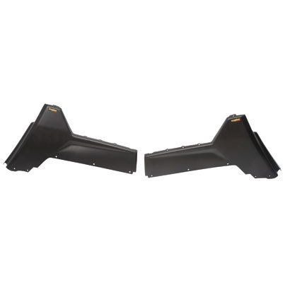 Maier Rear Fender Stealth Black for Polaris RANGER RZR 800 2007-2014