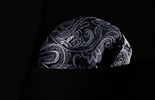 5cd7a4cd9 Alizeal Mens Adjustable Floral Paisley Self-tied Bow Tie