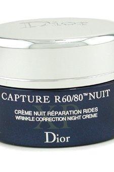 - Christian Dior Capture R60/80 XP Nuit Wrinkle Correction Night Creme, 1.7 Ounce