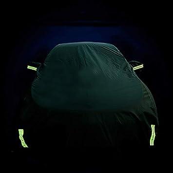 GQ Chevrolet Couverture de Voiture Shading Isolation V/êtements de Couverture de Voiture Int/érieur Ext/érieur Imperm/éable Respirant Soleil Protection Contre Les intemp/éries Fit Chevrolet-Corvette C5