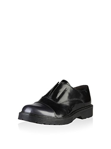 Metal Lublin Negro Multicolore Femme Oscuro Noir Chaussons Ana dYPqBw4B