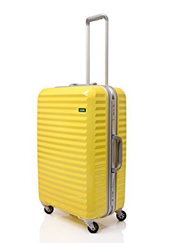 lojel-groove-frame-medium-spinner-luggage-yellow-one-size