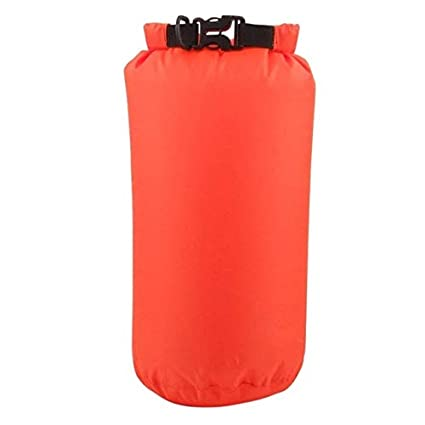 295e31fe0ee5 Image Unavailable. Image not available for. Color  Kasuki 8L Outdoor  Waterproof Canoe Swimming Camping Hiking Storage Backpack Dry Bag Pouch ...
