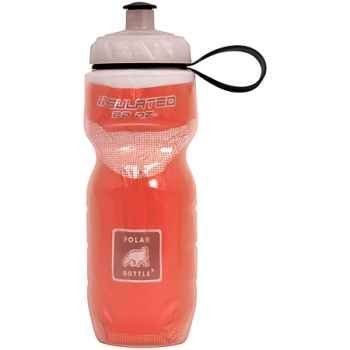 Polar Insulated Water Bottle (20-Ounce, Save The Planet Green) by Polar Bottle