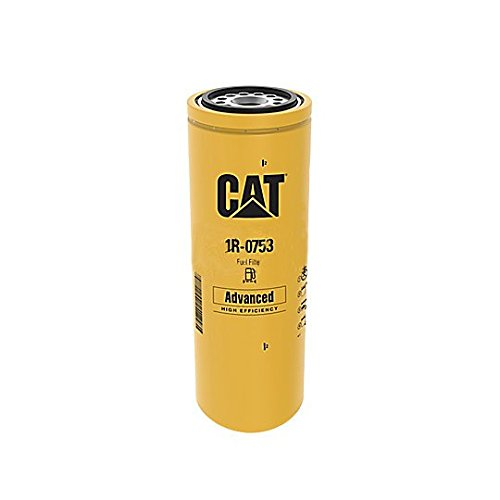 Caterpillar 1R0753 1R-0753 FUEL FILTER Advanced High Efficiency