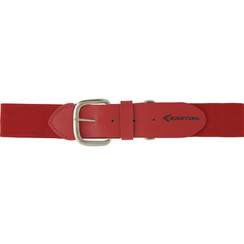 Easton Adjustable Elastic Baseball Belt - Red