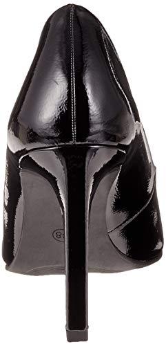 Marco 018 018 Tacco Patent Nero black Donna Tozzi Con Scarpe 2 22453 21 2 rxqrwX8Oa